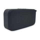 fabric high quality black color bluetooth speaker